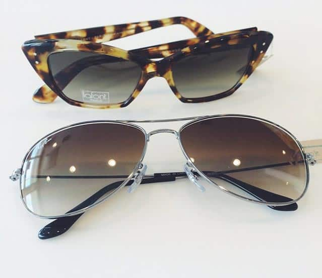 Light ColoredFashion Sunglasses - Look and See Vision
