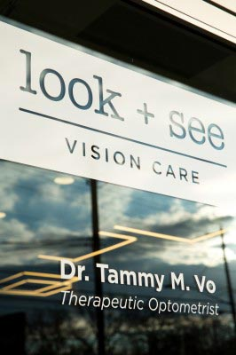 Look and See Vision Care Office: Dr. Tammy Vo