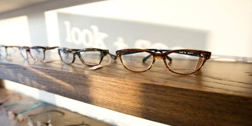 Look+See handcrafted eyewear
