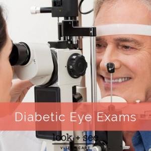 Diabetic Eye Exams